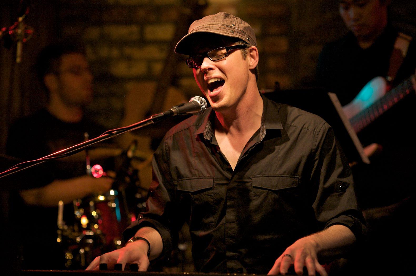 Jeff Greenway Pianist + songwriter