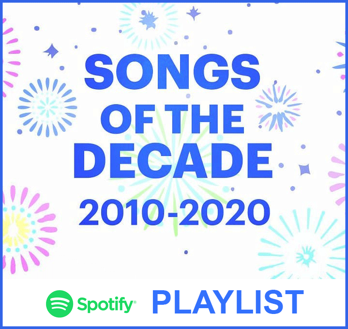 Best songs of the decade